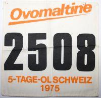 Schweizer 5-Tage OL 1975