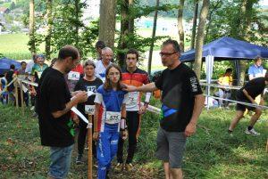 3. Etappe Aargauer 3 Tage-OL 2011, Jagdstart