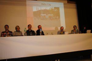 Vorstand an der GV 2011