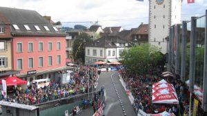 Weltcup Final Baden 2013: Imposante Zuschauerkulisse