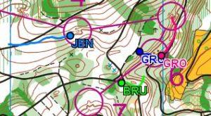 GPS am Zurzacher-OL
